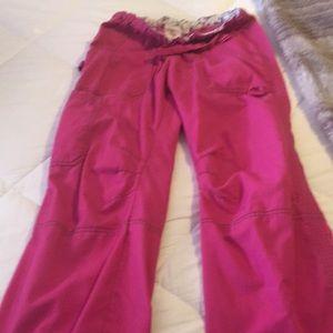 Koi Scrub pants extra small tall